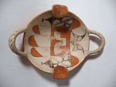 20's Acoma Polychrome Pottery