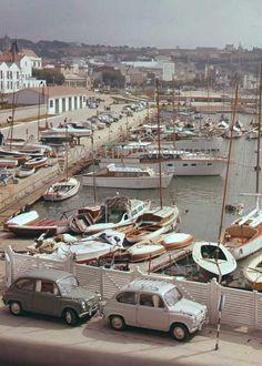 i056. Arenys de Mar Spain 1966