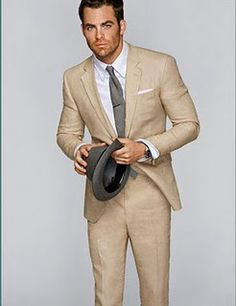 men in stylish suits. My man would look hot in this suit