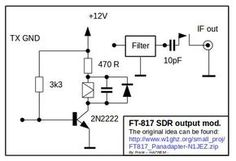 Frank's HAM RADIO blog: FT-817 SDR adapter (panadapter)