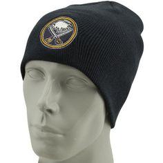 351c6f82687 NHL Buffalo Sabres Basic Cuffless Knit Beanie