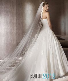 pronovias alcanar | Pronovias Alcanar Price - Pronovias 2012 Glamour Collection Cheap For ...