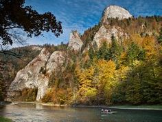 National Park of Pieniny Down The River, Interactive Map, Resort Spa, Tour Guide, Rafting, Poland, Tourism, Waterfall, National Parks