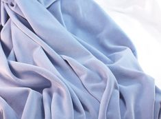 "- Wide Cotton Velvet by DeBall, ""Pale Peri Blue"" - Farmhouse Fabrics Online Shop Farmhouse Fabric, Fall Sewing, Cotton Velvet, Fabric Online, Free Pattern, Fabrics, Diy, Blue, Shopping"