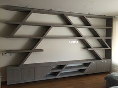 Estanteria TV My Works, Shelves, Tv, Home Decor, Shelving, Homemade Home Decor, Shelf, Tvs, Open Shelving