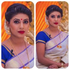 Did lovely veetha's make over ❤️ @Veetha ❤️ Photography @black_magic_creations ❤️ Sarees - @vacollections ❤️ #tamil #tvshow #excited #makeup #hair #by #me #london #mua#selfie#saree#white#simple#beautiful #set #love#it ❤️#close#up#cantstopsharing