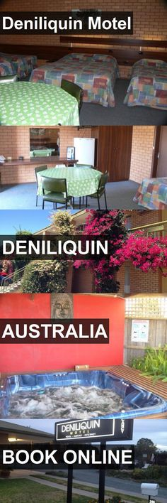 Hotel Deniliquin Motel in Deniliquin, Australia. For more information, photos, reviews and best prices please follow the link. #Australia #Deniliquin #DeniliquinMotel #hotel #travel #vacation
