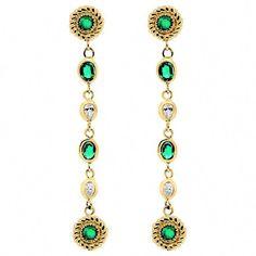 Peridot Earrings, Dangly Earrings, Drop Earrings, Handmade Sterling Silver, Topaz, Turquoise Necklace, Fashion Accessories, Women Jewelry, Pearls