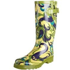Western Chief Women's Retro Rain Boot