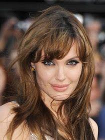 Life Style: Angelina Jolie Hair styles 3 Life Style360