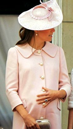 Princess Kate... Love that jacket.