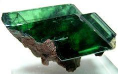 Bolivian Vivianite on Red Sandstone Matrix # BV01       From Desert Winds Gems and Minerals              via Harriet Swindell