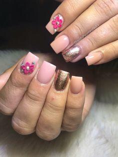 ro - New Ideas Glitter Fade Nails, Faded Nails, Colorful Nail Designs, Toe Nail Designs, Sassy Nails, Cute Nails, Cute Nail Colors, Nail Art, Birthday Nails