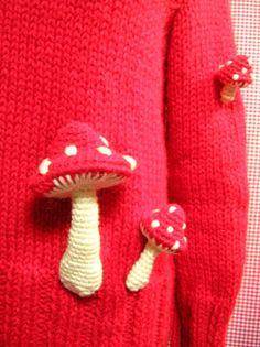 きのこのセーター!ザ・人の。 : あけつん!