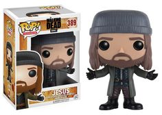 Add Jesus from The Walking Dead to your Funko POP! collection!