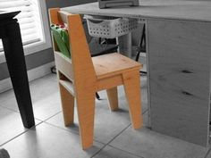 Learn Woodworking Wood Chairs with Storage for Kids - Digital Woodworking Plan only, not actual furniture; Woodworking School, Woodworking Projects For Kids, Learn Woodworking, Popular Woodworking, Woodworking Furniture, Diy Wood Projects, Furniture Plans, Woodworking Plans, Woodworking Images
