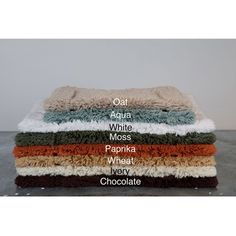 @Overstock - Add to your bathroom decor with this luxurious rug made of 100-percent Egyptian cotton. This bathroom accessory has a plush feel with non-slip coating to prevent it from moving.http://www.overstock.com/Bedding-Bath/Egyptian-Cotton-No-Slip-Bath-Rug/3465557/product.html?CID=214117 $38.49