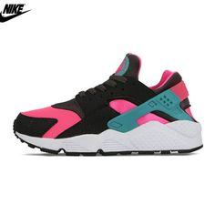 5315b43306 Mens Womens Couples Nike Air Huarache Run Running Shoes Hyper Pink Dusty  Cactus Medium Ash,