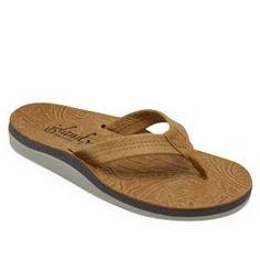 Hawaiian-made flip-flops since 1946. Island Slipper.