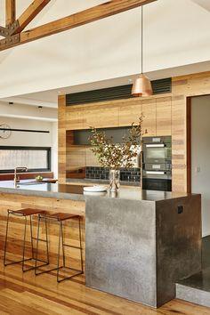 Loft Kitchen Pantry New Island Ideas Archi
