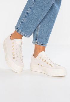 Converse CHUCK TAYLOR ALL STAR LIFT - Sneaker low - egret gold - Zalando. 1184b272483