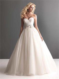 Allure Bridals 2607   Allure Bridals dresses 2013 -NetFashionAvenue.com