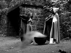 ritual // Witches Castle, OR