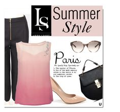"""UNDER THE SUN"" by look-shop ❤ liked on Polyvore featuring Dolce&Gabbana"