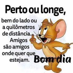 Para o verdadeiro amigo. Portuguese Quotes, Betty Boop, Emoji, Winnie The Pooh, Good Morning, Disney Characters, Fictional Characters, Nostalgia, Album