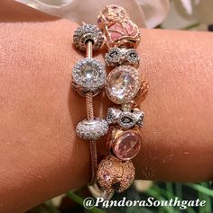 Today is an exciting day on the Pandora calendar as the Autumn 2017 collection launches worldwide! With lots of geometric designs and metallic colours, this collection is rather a sparkling and stylised affair. There are new piece for the Pandora Rose and Essence lines as well as Moments, too – and even a Pandora Rose/Essence …Read more...
