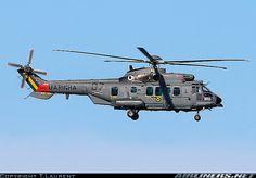 Eurocopter (Helibras) UH-15A Cougar Mk2+ (EC-72  Brazil - Navy