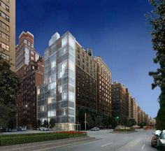 1055 Park Avenue is a NYC condo consisting of 12 floors with 5 apartments built in 2009