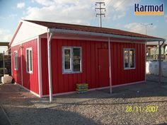 Maison Container en Kit pas cher, Maison Container Conteneur