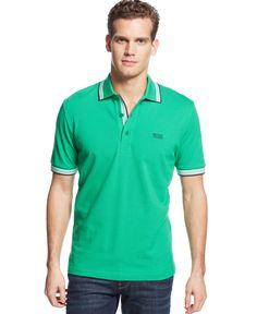 Boss Green Paddy Polo