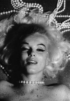 Marilyn's Last Sitting by Bert Stern