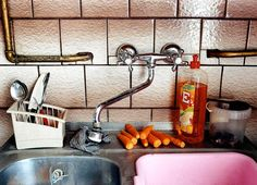 Jessica Backhaus: Carrots by the Sink 2004