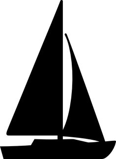 sail boat sihouettes | Click here to download