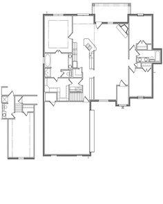 The CHARLTON has 1927 Square Feet with 3BR/2BA plus an optional bonus room