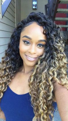 Getting Tired Of The Same Old Protective Hairstyles? Try A Tree Braids  Style For A Fun New Way To Get A Long Haired Look That Keeps Your Real  Strands Safe!