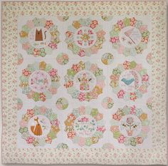Beyond The Porch Quilt Pattern by Natalie Bird featuring Bumblebee Collection • AUD 40.00 - PicClick AU