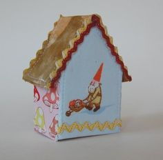 @Jess Price wants one of these little gnome houses.  (So do I.)