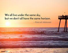 #live #sky #horizon #travel