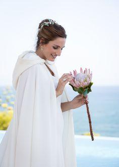 Girls Dresses, Flower Girl Dresses, Cloak, Tropical, Weddings, Bridal, Wedding Dresses, Flowers, Fashion