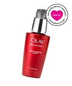Best Drugstore Beauty Product No. 3: Olay Regenerist Micro-Sculpting Serum, $28.99