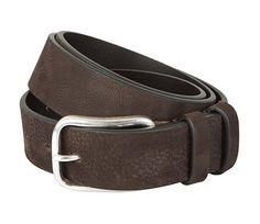 3f844c484b83f9 BALDESSARINI belt leatherbelt mensbelt brown 941