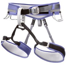 Black Diamond Primrose AL Climbing Harness Review. Had purple. Gave away.