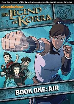 Janet Varney & David Faustino - The Legend of Korra - Book One: Air
