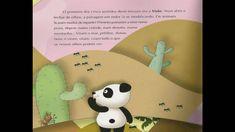 Panda e o tesouro dos 5 sentidos