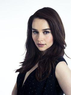 Emilia Clarke - 2012