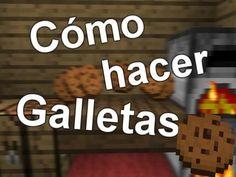 TUTORIALES ÉPICOS DE MINECRAFT #4 - Como Hacer Galletas - YouTube